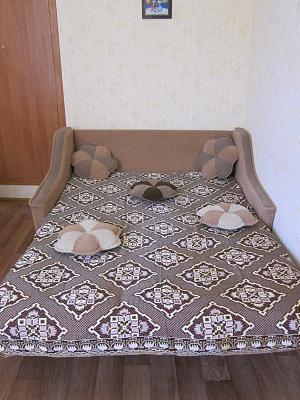 Двухкомнатная квартирапосуточно в Евпатории. ул. Демышева, 110. Фото 1