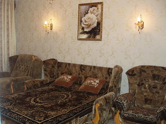 1-комнатная квартира посуточно в Севастополе. Гагаринский район, ул. Казачья, 10. Фото 1