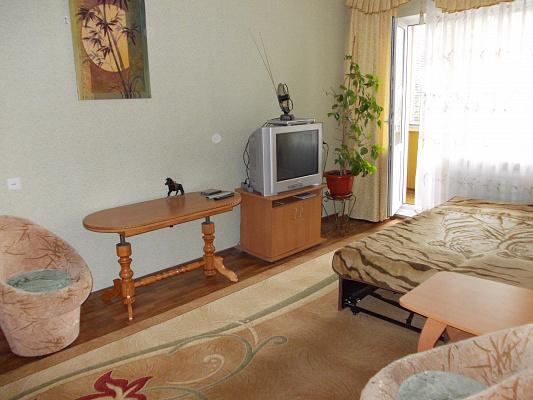 Однокомнатная квартирапосуточно в Чернигове. Деснянский район, ул. Доценко, 26. Фото 1