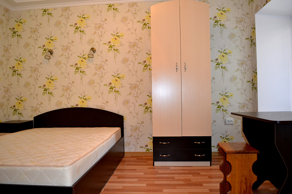 1-комнатная квартира посуточно в Одессе. Малиновский район, ул. Болгарская, 43. Фото 1