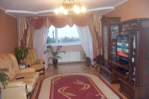 Двухкомнатная квартирапосуточно в Тернополе. ул. Липовая, 10. Фото 1
