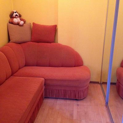 1-комнатная квартира посуточно в Львове. Галицкий район, ул. Зарицких, 39. Фото 1