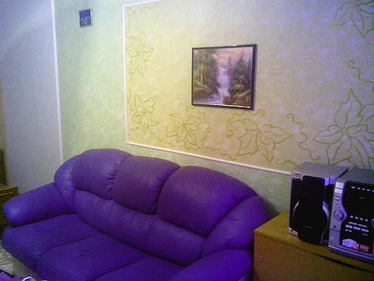 Однокомнатная квартирапосуточно в Житомире. ул. Мануильского, 13. Фото 1