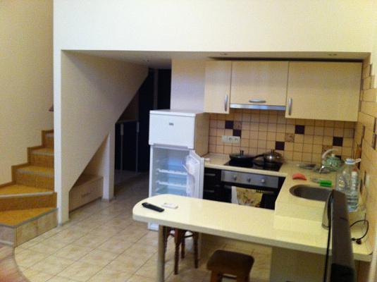 Однокомнатная квартирапосуточно в Одессе. Приморский район, ул. Литературная, 12а. Фото 1