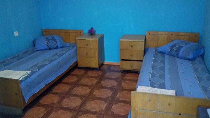 Комната посуточно в Бердянске, ул. Юбилейная, 56. Фото 1