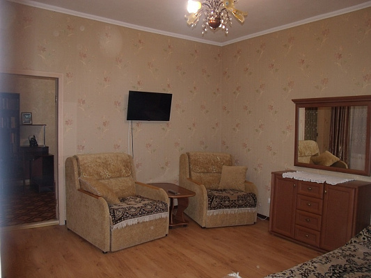 Двухкомнатная квартирапосуточно в Одессе. Приморский район, пер. Канатный, 6. Фото 1