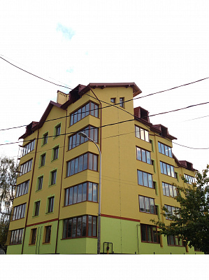 Однокомнатная квартирапосуточно в Трускавце. ул. Шашкевича, 16. Фото 1
