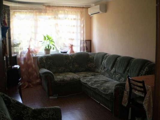 Двухкомнатная квартирапосуточно в Алупке. ул.Западная, 21. Фото 1