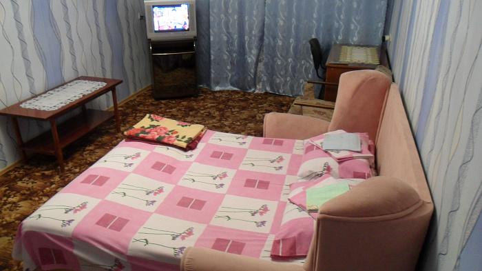 Однокомнатная квартирапосуточно в Севастополе. Гагаринский район, Блюхера , 20. Фото 1