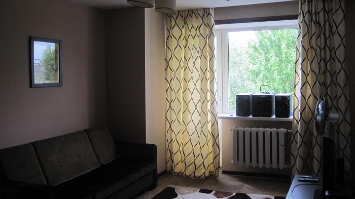 Двухкомнатная квартирапосуточно в Львове. Лычаковский район, ул. Ольги Басараб, 11а. Фото 1
