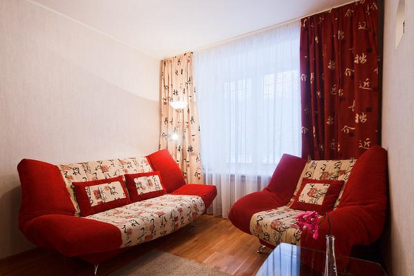 Однокомнатная квартирапосуточно в Житомире. ул. Театральная, 9. Фото 1