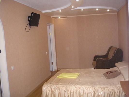Однокомнатная квартирапосуточно в Донецке. ул. Челюскинцев, 200. Фото 1