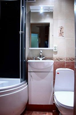 Двухкомнатная квартирапосуточно в Львове, Галицкий район, ул. Гнатюка, 11. Фото 1