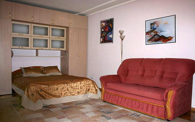 Однокомнатная квартирапосуточно в Тернополе. ул. Живова, 14. Фото 1
