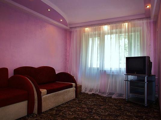 Однокомнатная квартирапосуточно в Донецке. Киевский район, Розы Люксембург, 109а. Фото 1