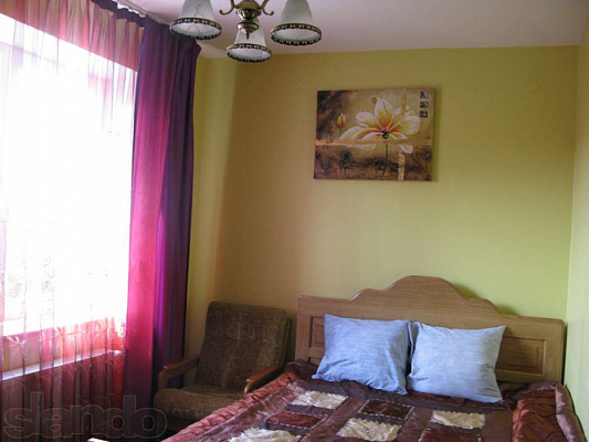 Однокомнатная квартирапосуточно в Трускавце, ул. Прыстая, 1. Фото 1
