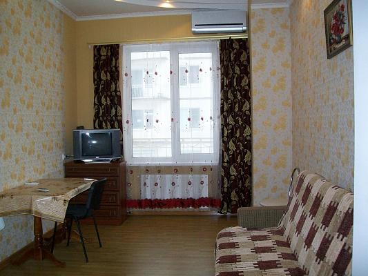 Однокомнатная квартирапосуточно в Одессе. Приморский район, ул. Пантелеймоновская, 112. Фото 1