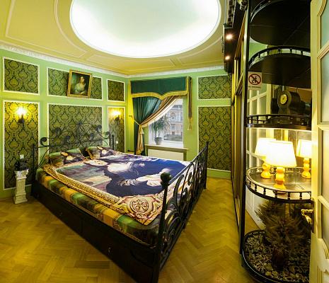 Двухкомнатная квартирапосуточно в Одессе. Приморский район, Дерибасовская, 10. Фото 1