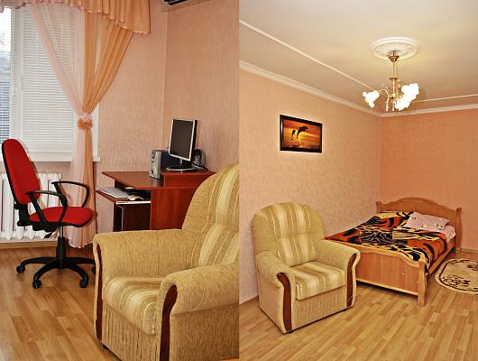Однокомнатная квартирапосуточно в Николаеве, Заводской район, ул. Московская, 54а. Фото 1