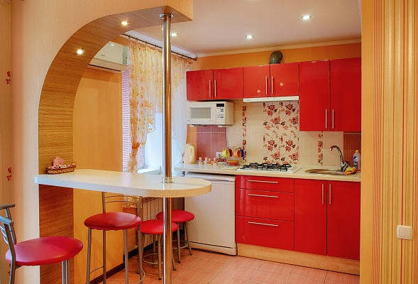 1 room apartmentsdaily Mariupol, TSentralnyy district, пр-т Строителей, 92. Photo 1