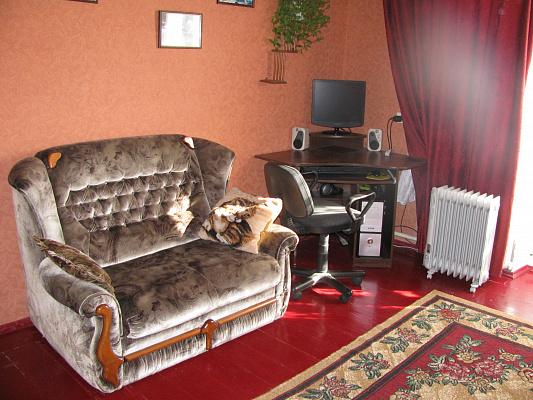 Однокомнатная квартирапосуточно в Севастополе, Нахимовский район, ул. Софьи Перовской, 1. Фото 1