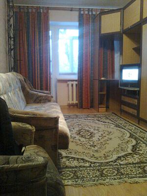 Однокомнатная квартирапосуточно в Ровно. ул. Гагарина, 59. Фото 1