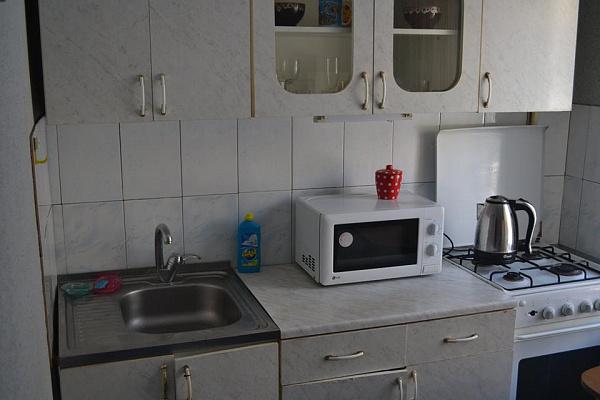 1-комнатная квартира посуточно в Запорожье. ул. Школьная (Героев Сталинграда), 46-А. Фото 1