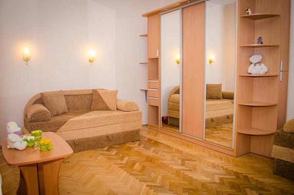 Однокомнатная квартирапосуточно в Львове, Галицкий район, ул. Огиенка, 11. Фото 1