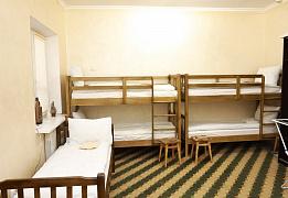 Хостел, центр Соборная, 120-койка , 250-комната