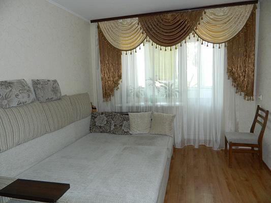 Однокомнатная квартирапосуточно в Бердянске. пр-т Пролетарский, 228. Фото 1