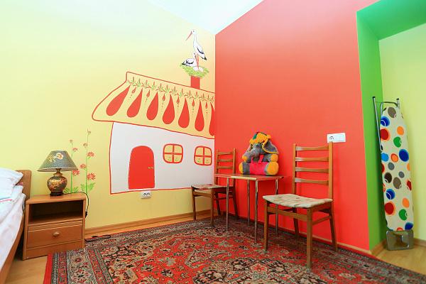 Однокомнатная квартирапосуточно в Львове. Галицкий район, ул. Пешая, 2. Фото 1