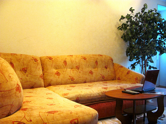 Однокомнатная квартирапосуточно в Харькове. ул. Чернышевского , 85. Фото 1