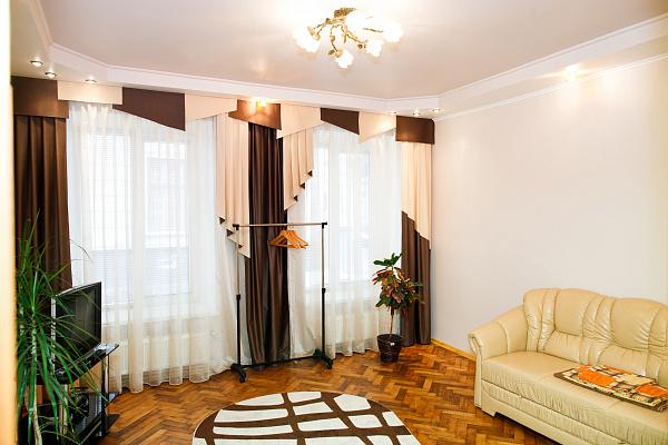 Однокомнатная квартирапосуточно в Львове. Галицкий район, ул. Глибова, 8. Фото 1