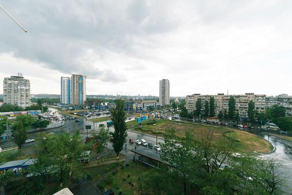 Однокомнатная квартирапосуточно в Киеве, Оболонский район, пл. Оболонская, 1