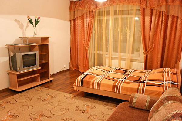 Однокомнатная квартирапосуточно в Тернополе, ул. Живова, 37. Фото 1