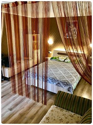 1-комнатная квартира посуточно в Виннице. Старогородский район, ул. Шмидта, 69. Фото 1