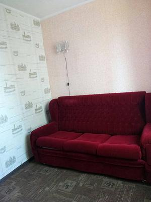 Двухкомнатная квартирапосуточно в Сергеевке. ул. Школьная, 9. Фото 1