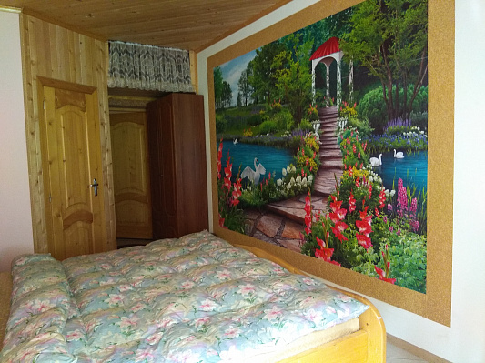 Однокомнатная квартирапосуточно в Моршине. ул. Ивана Франко, 57б. Фото 1