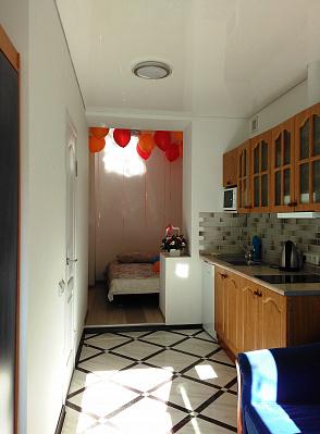 Однокомнатная квартирапосуточно в Одессе. Приморский район, ул. Маршала Говорова, 16а. Фото 1