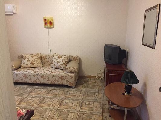 Однокомнатная квартирапосуточно в Сергеевке. ул. Горького, 7. Фото 1