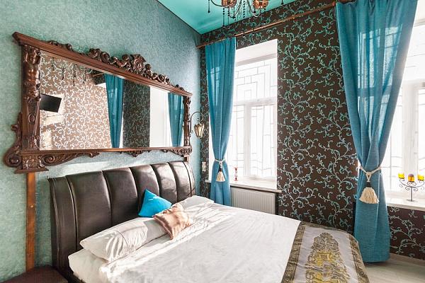 Двухкомнатная квартирапосуточно в Львове, ул. Братьев Махновских, 8. Фото 1