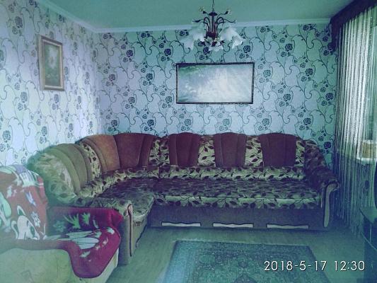 Двухкомнатная квартирапосуточно в Сергеевке, ул. Буджакская, 3/2. Фото 1