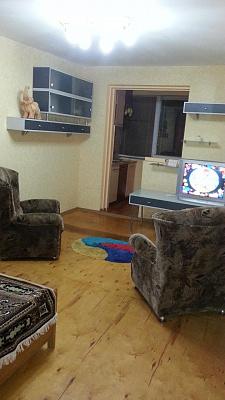 Однокомнатная квартирапосуточно в Алуште. ул. Ленина, 28. Фото 1