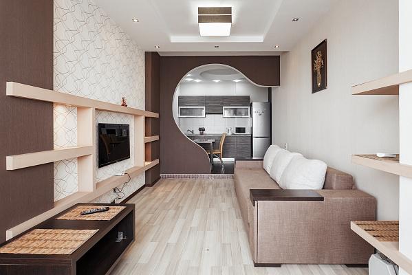 Двухкомнатная квартирапосуточно в Одессе. Приморский район, ул. Среднефонтанская, 19а. Фото 1