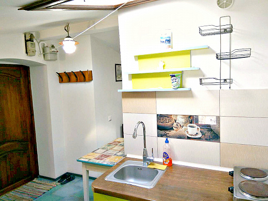 Однокомнатная квартирапосуточно в Львове, Лычаковский район, ул. Лычаковская, 161. Фото 1