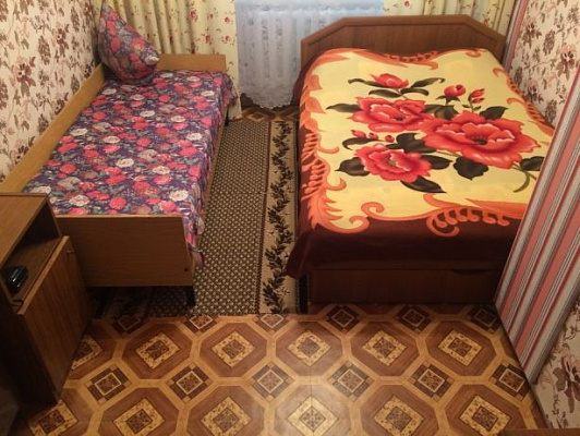 Комната посуточно в Рыбаковке. ул. Пограничная, 40. Фото 1