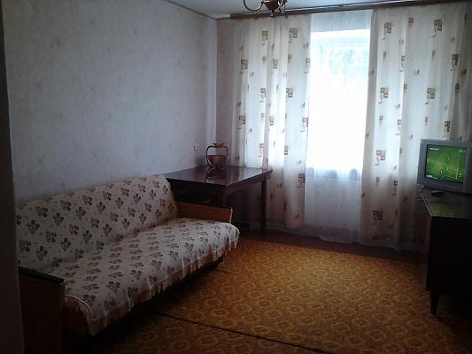 Трехкомнатная квартирапосуточно в Приморске, ул. Морская, 52. Фото 1