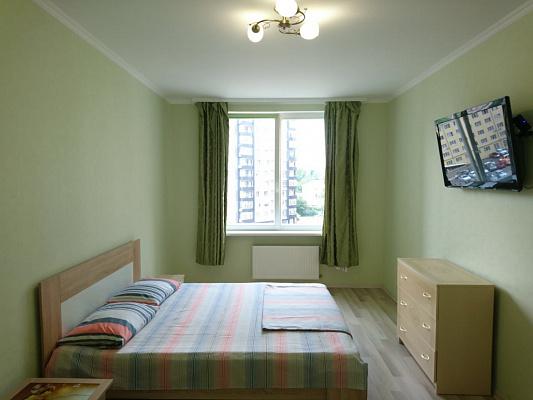 Однокомнатная квартирапосуточно в Одессе. Приморский район, ул. Генуэзская, 24Д. Фото 1