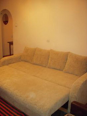 1-комнатная квартира посуточно в Львове. ул. Городоцкая, 33. Фото 1