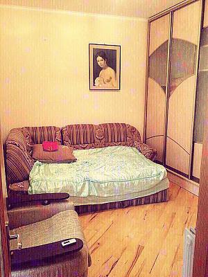 Двухкомнатная квартирапосуточно в Львове. Галицкий район, пр-т Чорновола, 11. Фото 1